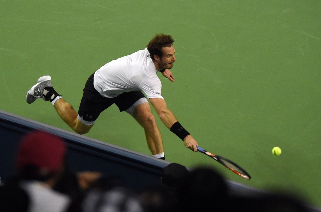 KAN BLI LAMSLÅTT: Andy Murray har ingen grunn til å ta seieren på forskudd i dag.
