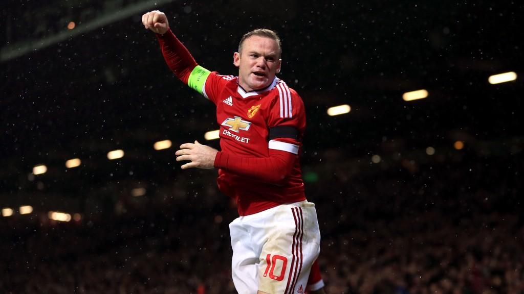 Wayne Rooney scoret seiersmålet hjemme mot CSKA Moskva i Champions League onsdag.