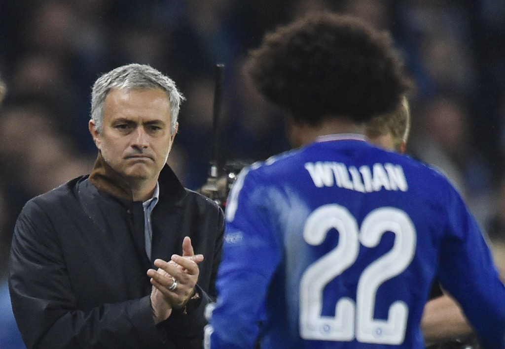 PÅ VEI BORT? Bayern München skal angivelig snuse på Chelseas Willian.