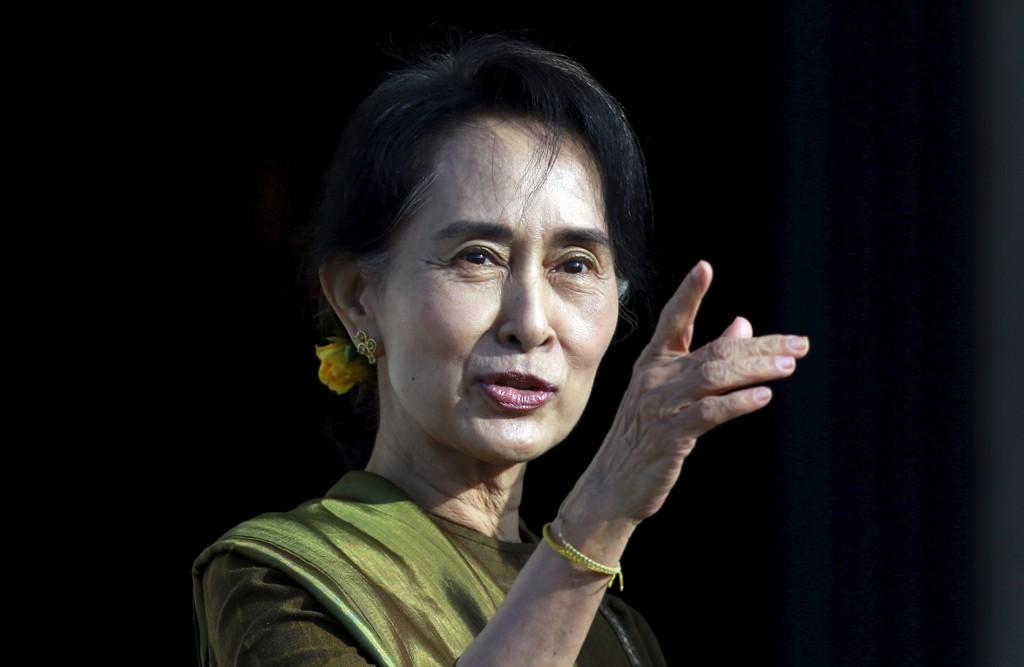Aung San Suu Kyis parti Den nasjonale demokratiligaen (NLD) hevder at partiet har fått over 70 prosent av stemmene.