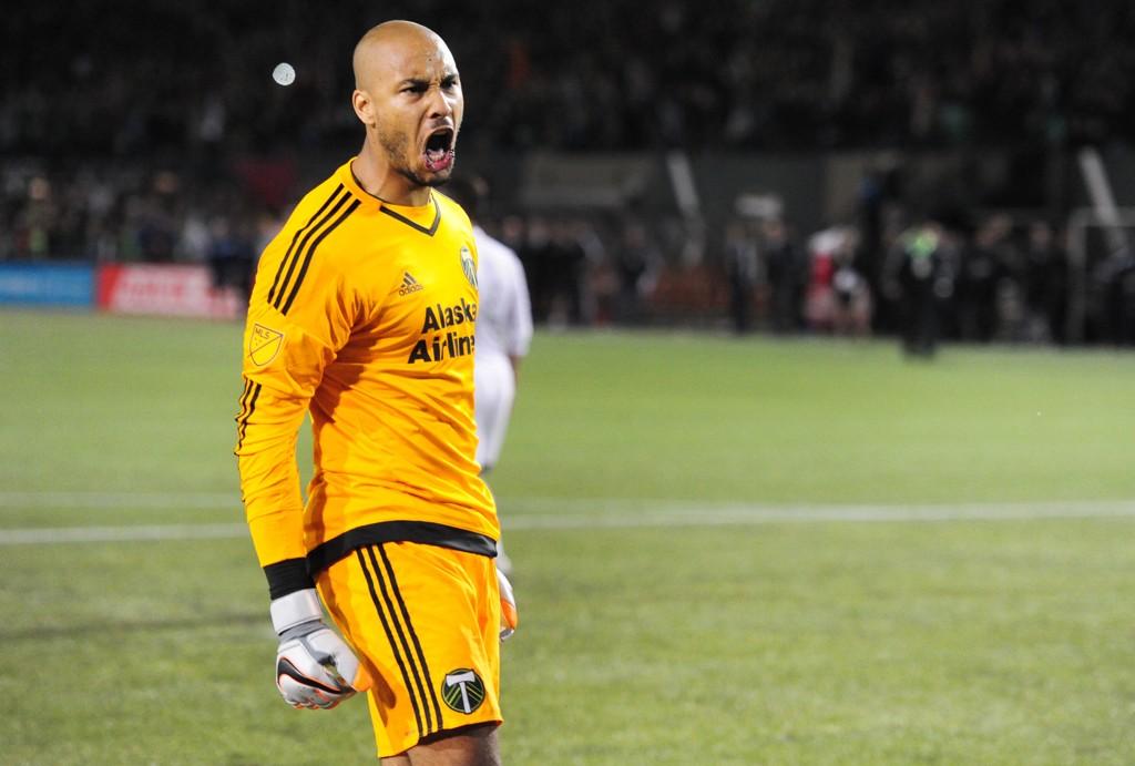 SUKSESS: Adam Larsen Kwarasey videre i MLS-sluttspillet.