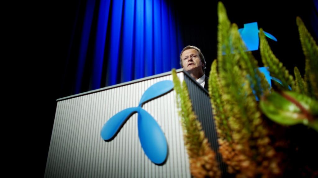 Tidligere toppsjef Jon Fredrik Baksaas og Telenor brøt mandag alle bånd.