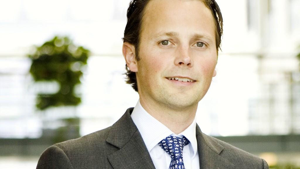 Rederiet Wilh. Wilhelmsen ASA tar en milliardavsetning i tredje kvartal. Her styreleder Thomas Wilhelmsen Wilh. Wilhelmsen ASA.