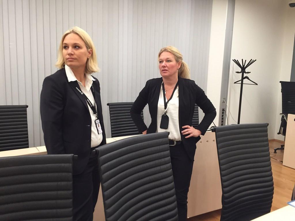Førstestatsadvokat Marianne Djupesland (t. h.) og politiadvokat i Økokrim Linn Eckhoff Dolva (t. v.) har gått på sviende nederland i tingretten og lagmannsretten de siste fem dagene. Begge instansene mente at det ikke er skjellig grunn til å mistenke tidligere Vimpelcom-sjef Jo Lunder for korrupsjon.