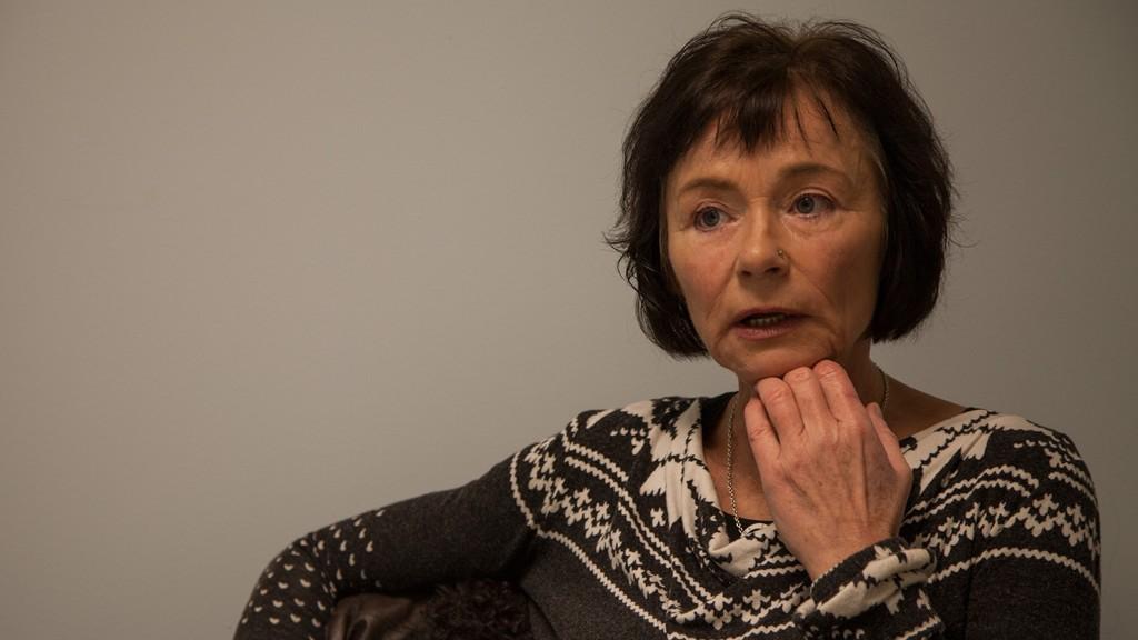 NYTT OPPLAG: Islakritiker og informasjonsleder i Human Right Service, Hege Storhaug, sier hun er overveldet over boksalget.