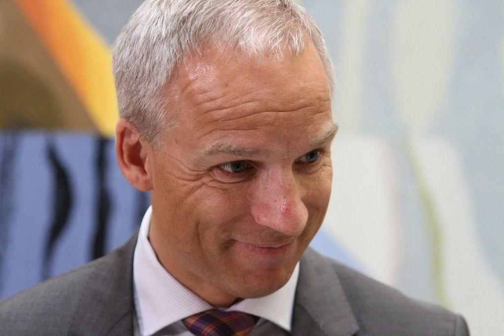 KrFs finanspolitiske talsmann, Hans Olav Syvertsen, sier de er innstilte på hard jobbing i innspurten av budsjettforhandlingene.
