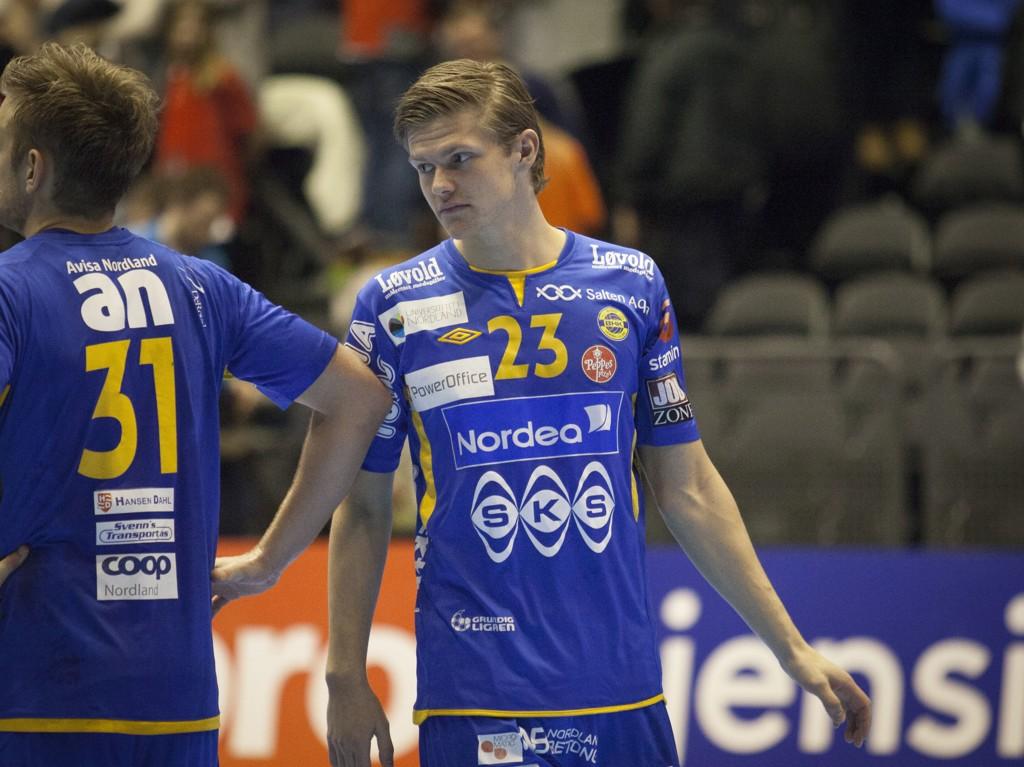 NYTT FORSØK: Bodø og Erlend Sund tapte med ett mål i fjoråretscupfinale mot Arendal. 30. desember får laget et nytt forsøk på å vinne NM-gull mot FyllingenBergen.
