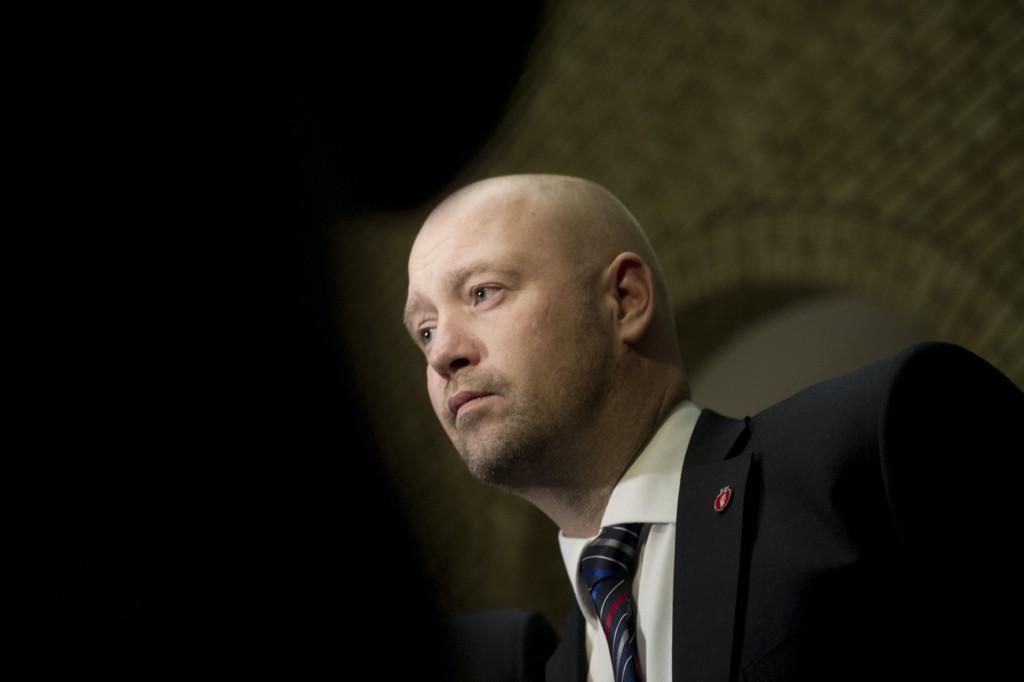 EN GOD NYHET: Svensk grensekontroll vil ha en positivt effekt på asyltilstrømmingen til Norge, mener justisminister Anders Anundsen.