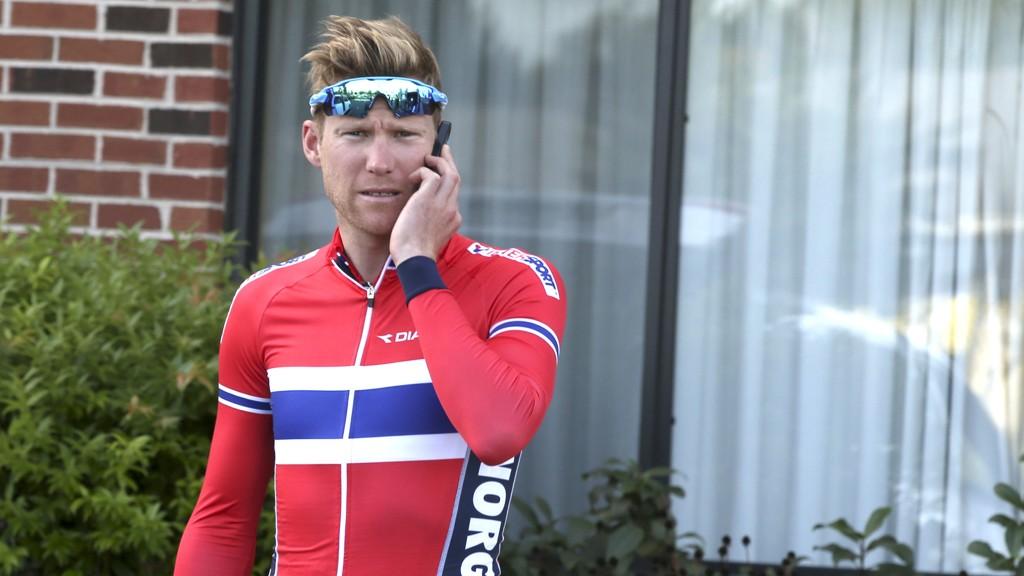 Lars Petter Nordhaug ser ut til å få med seg tre hjelperyttere til Rio-OL neste år.