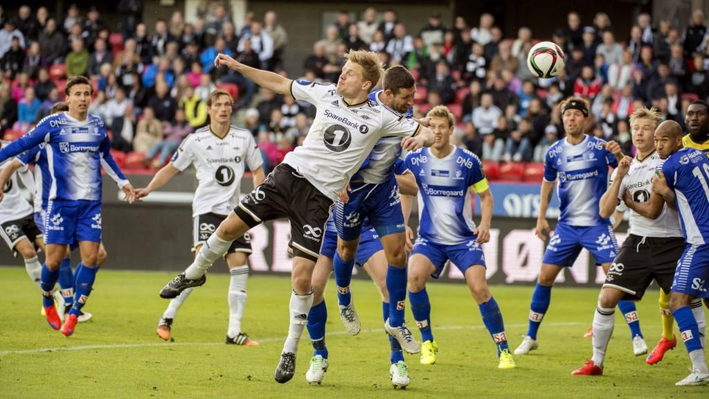 Rosenborg og Sarpsborg 08 møtes i herrens cupfinale søndag.
