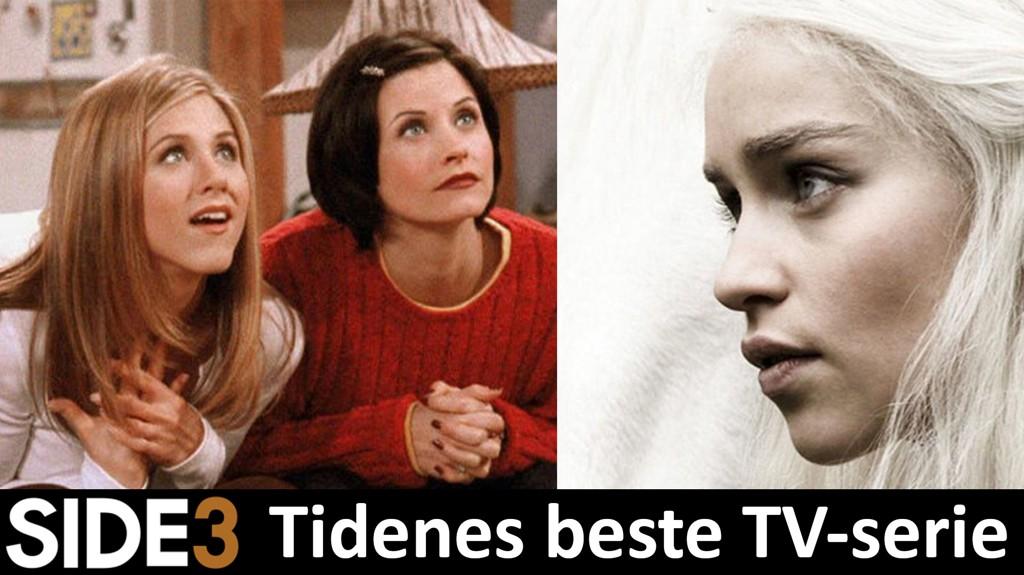 Dette er tidenes beste TV-serier
