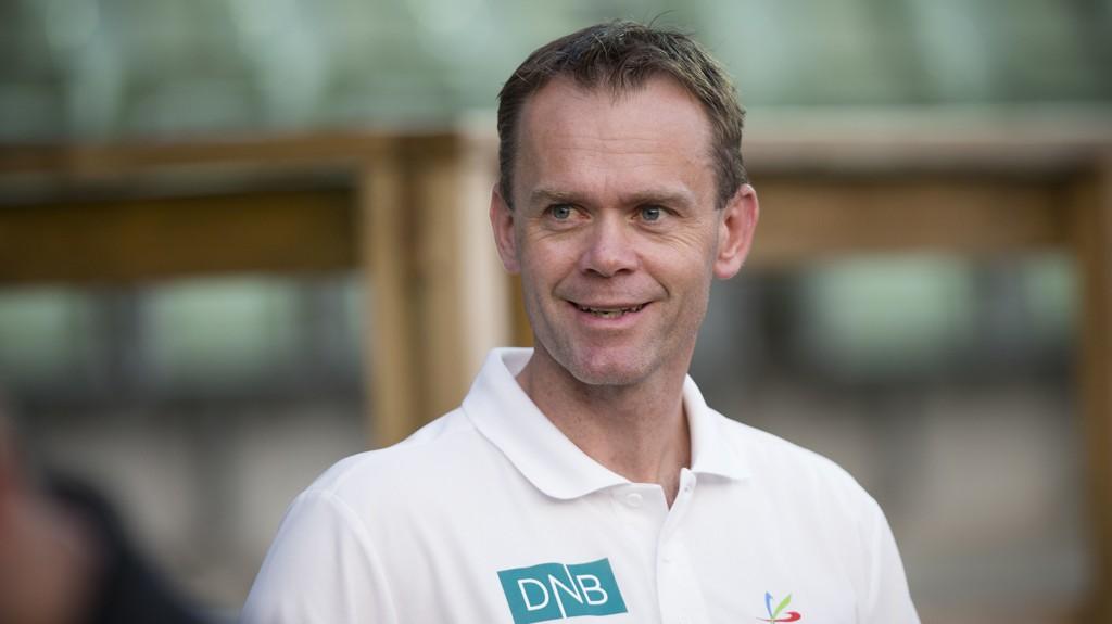 FORTSETTER: Ronny Nilsen fortsetter som sportssjef til etter Rio-OL.