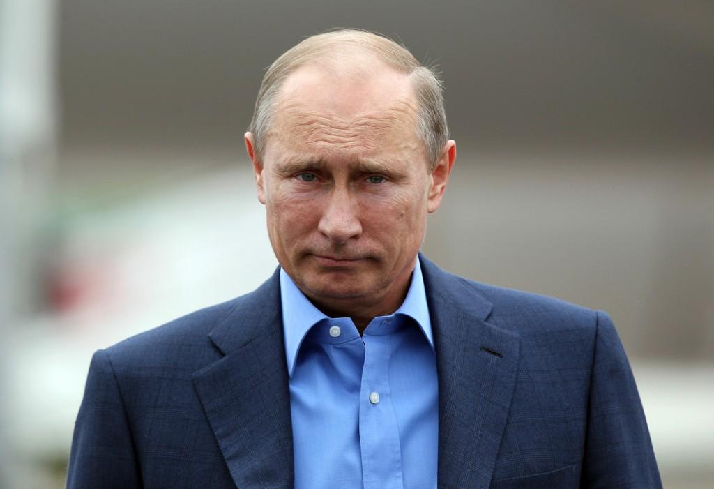 Russlands president Vladimir Putin sier han vil samarbeid med franske styrker i Syria.