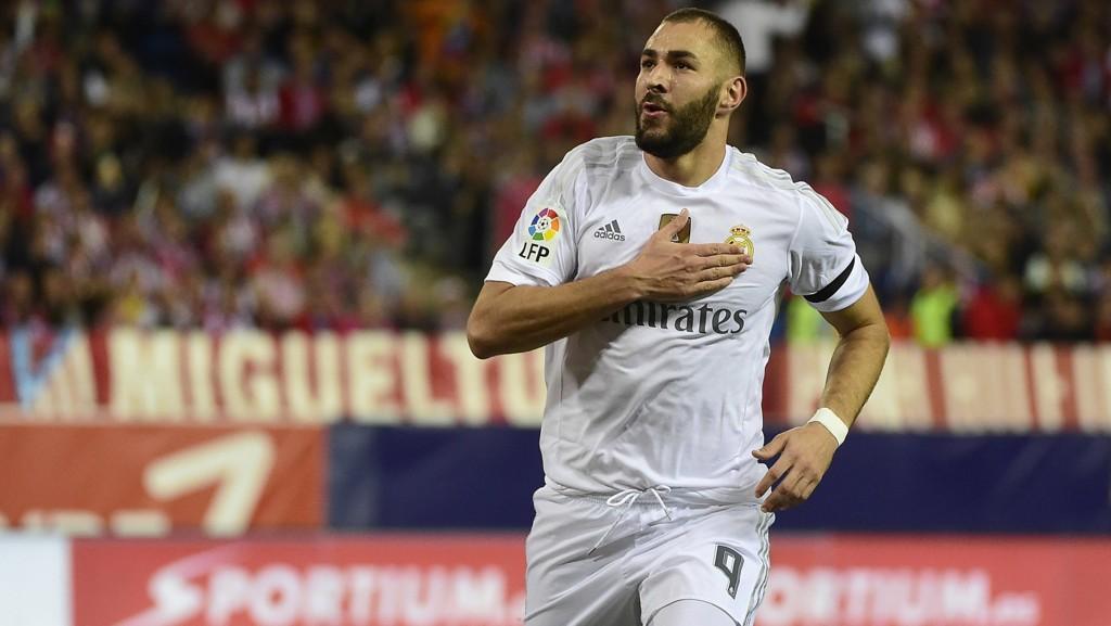 SKADESKUTT: Karim Benzema rekker trolig ikke kampen mot Barcelona på lørdag.