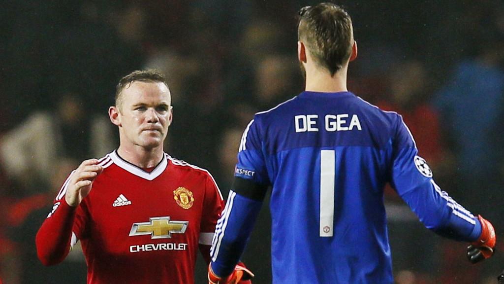 ØNSKET: La Liga-president Javier Tebas vil gjerne se både Wayne Rooney og David de Gea i Spania.