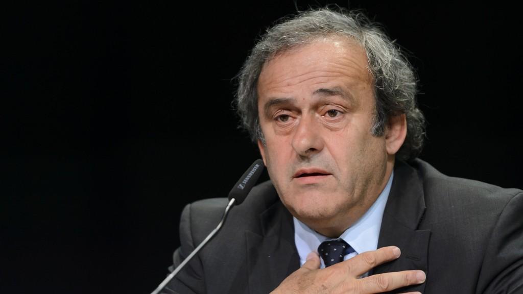 GIR IKKE OPP: Michel Platini sender sin anke videre til voldgifretten for sport (CAS) etter at den ble avvist av FIFA.