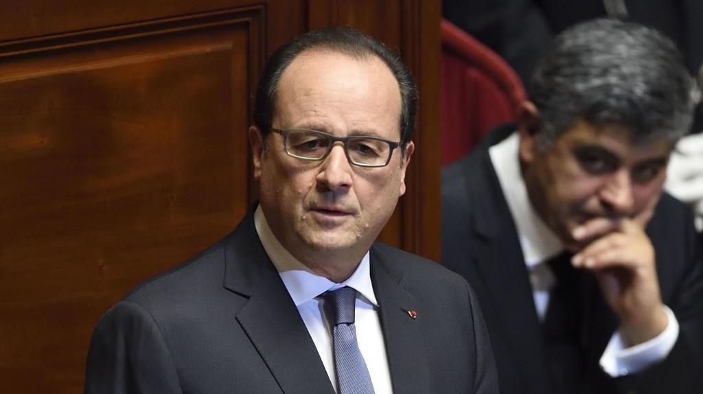 FÅR KRITIKK: Francois Hollande.