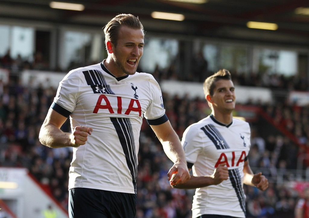 Tottenham og formsterke Harry Kane tar imot West Ham til London-derby søndag ettermiddag.