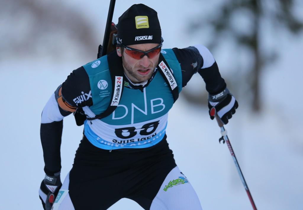 FORM: Alexander Os viste god form på Sjusjøen.