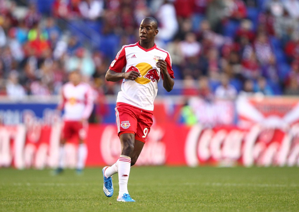 TREFFSIKKER: Bradley Wright-Phillips er New York Red Bulls toppscorer denne sesongen.