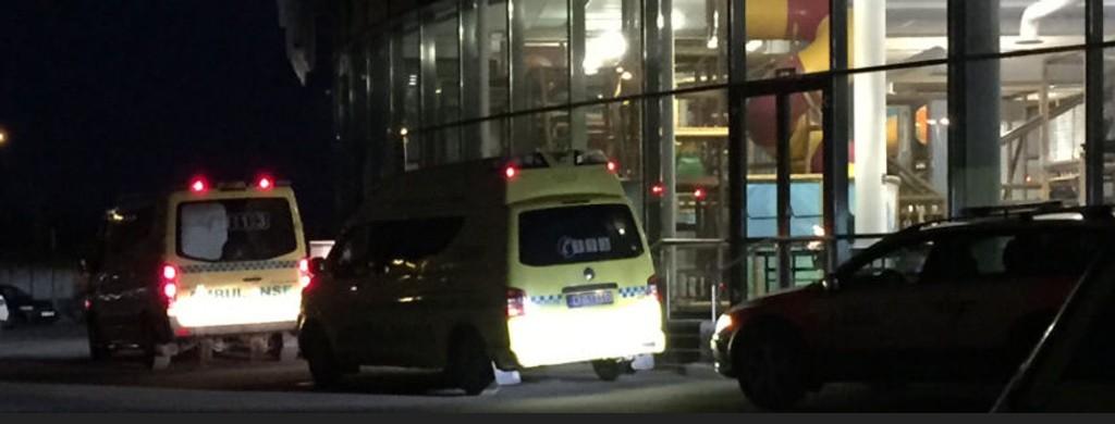Gutten har fått alvorlige skader, opplyser Ullevål sykehus søndag kveld.
