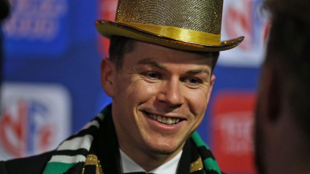 VIL FEIRE: - Man må nyte øyeblikket. Hvis ikke, er det ikke vits å vinne, mener Rosenborgs Pål André Helland.