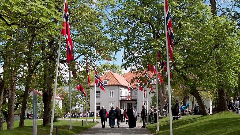 Statsbygg sto bak oppussingen av Norges nasjonalikon før 200-årsjubileet.
