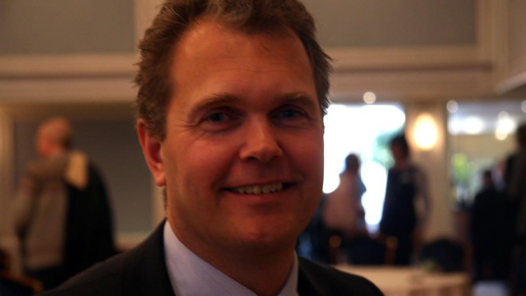 - Jeg tror det er grunnleggende bra at man begynner å få fornuftige renter igjen, sier porteføljeforvalter Harald Jeremiassen i Holberg Fondene.