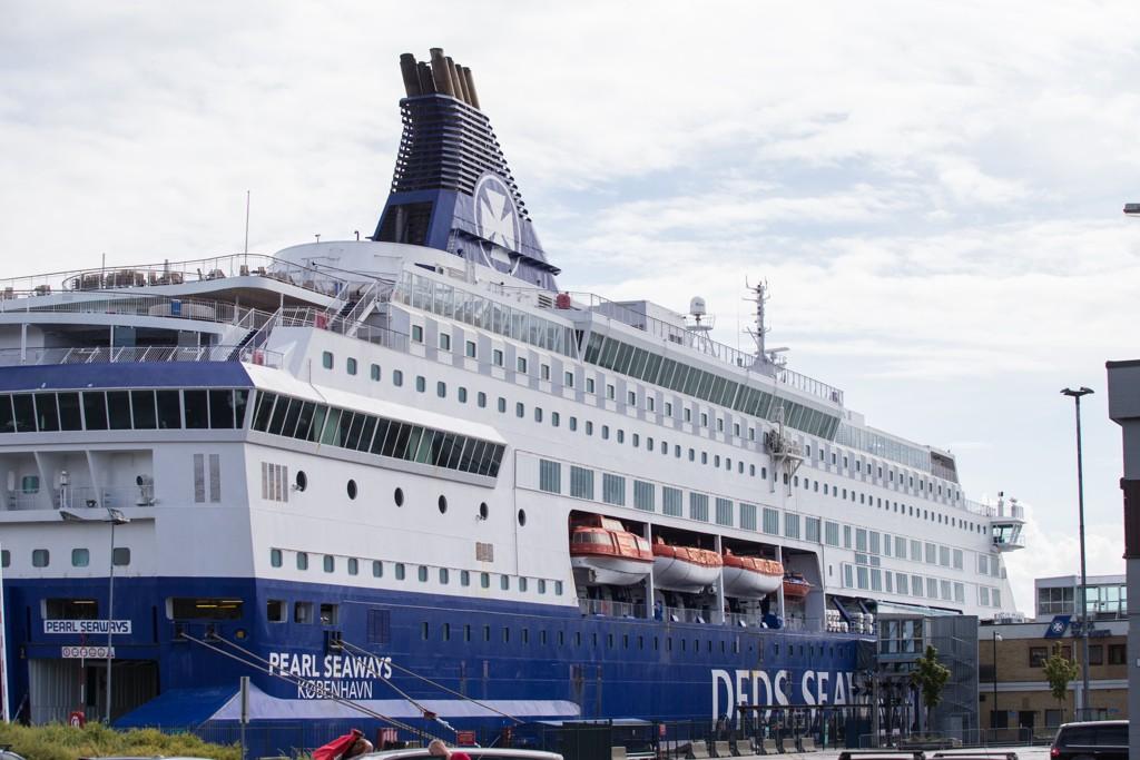 Nå blir det grensekontroll om du skal inn i Norge med danskebåten.