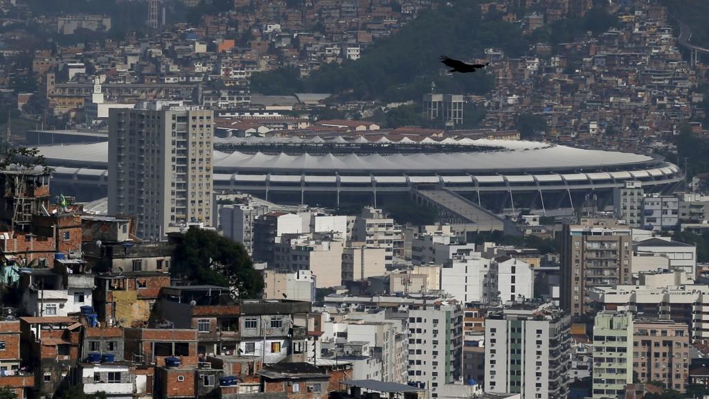 INGEN TRUSLER: Det er ikke rettet noen kjente terror-trusler mot Rio-OL 2016.