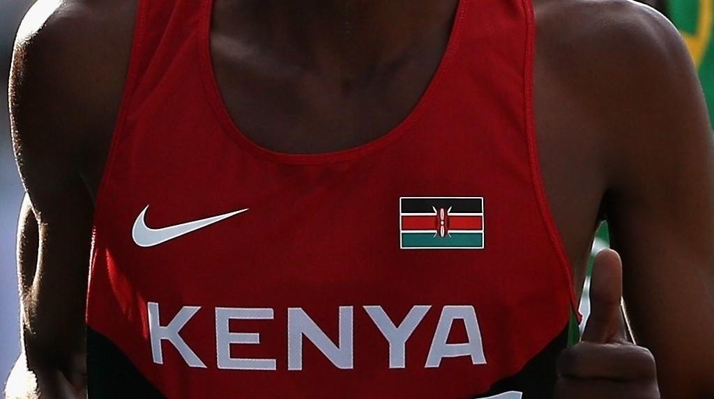 UTESTENGT: Sju kenyanske friidrettsutøvere utestengt for doping.