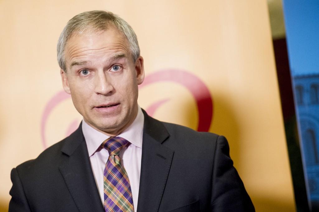 Hans Olav Syversen (KrF) sier ingen endringer er gjort i innstillingen til statsbudsjettet for neste år.