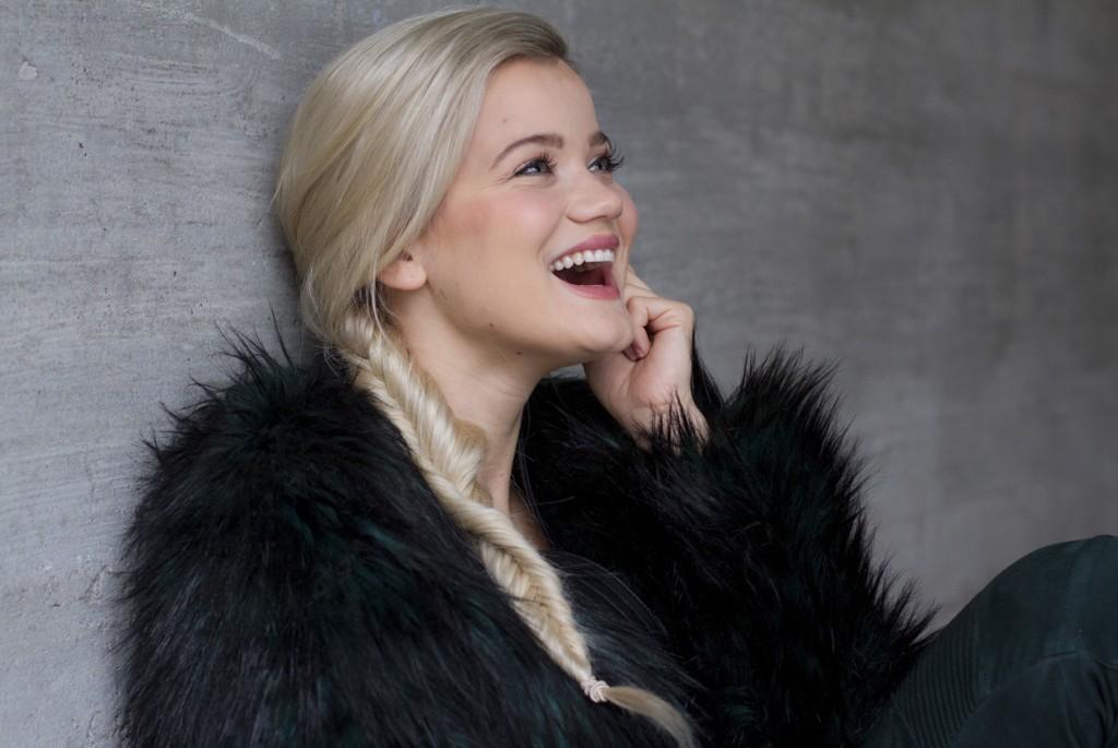 Sandra Lyng fra Mosjøen i Nordland har altså Norges mest sexy dialekt.