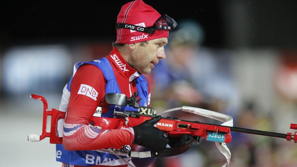 Ole Einar Bjørndalen har levert strålende resultater i Østersund.