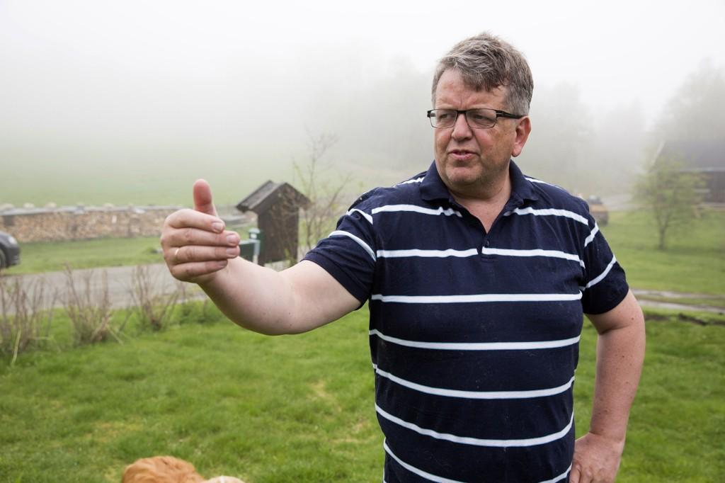 FIKK NEI: Tidligere Arbeiderpartiet-politiker og ordfører i Vågå Rune Øygard har fått profilen sin sperret på Facebook (ARKIVFOTO).