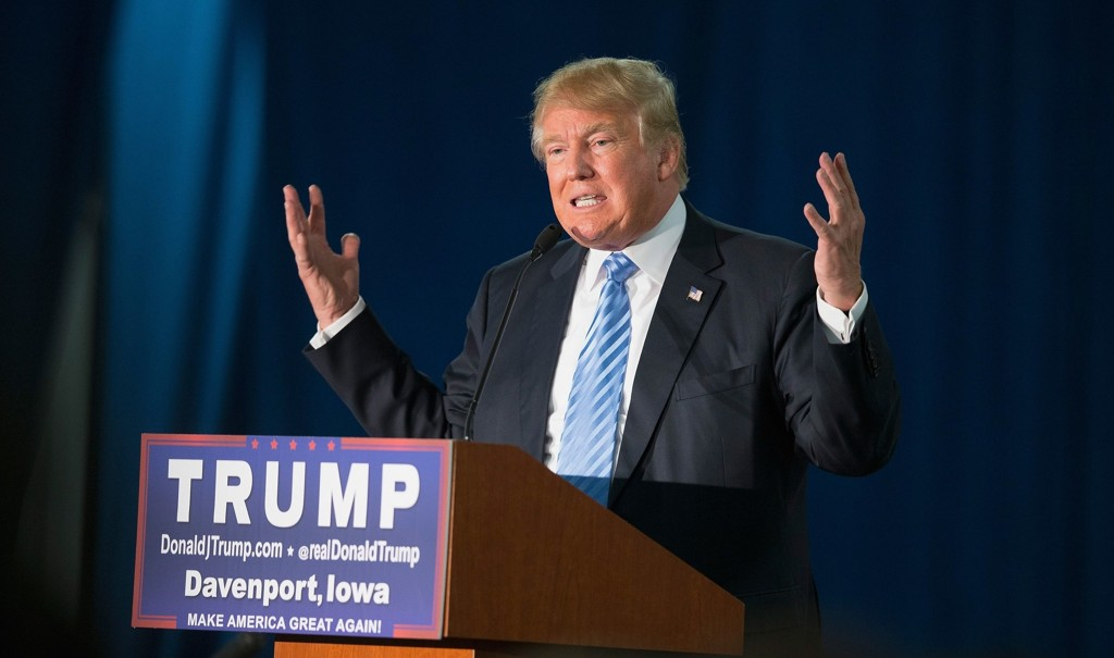 DONALD TRUMP har en klar ledelse i meningsmålingene blant republikanske presidentkandidater, selv om amerikanere generelt er lite begeistret for eiendomsmagnaten.