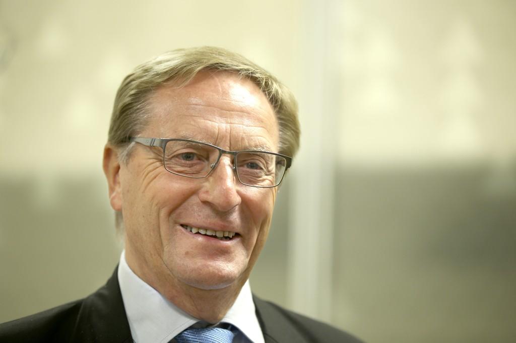 TIDLIGERE styreleder i Telenor, Svein Aaser.