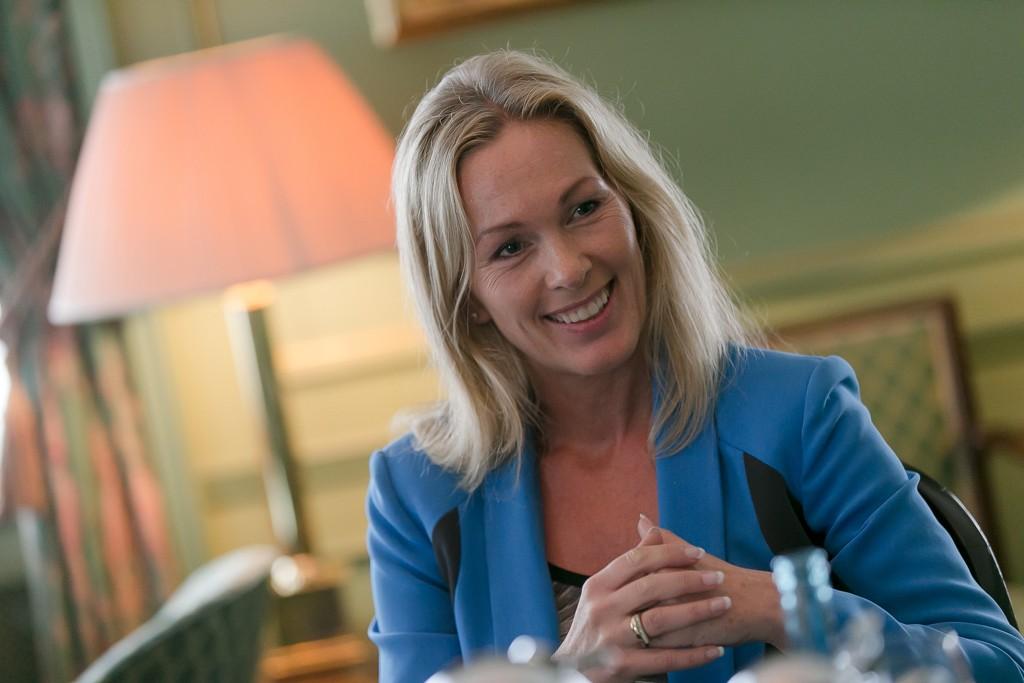 Anita Krohn Traaseth er toppsjef i Innovasjon Norge.