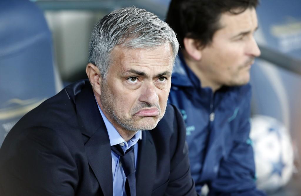 DRAMA: Det er en dramatisk kveld i vente for Jose Mourinho og de andre lagene i gruppe G.