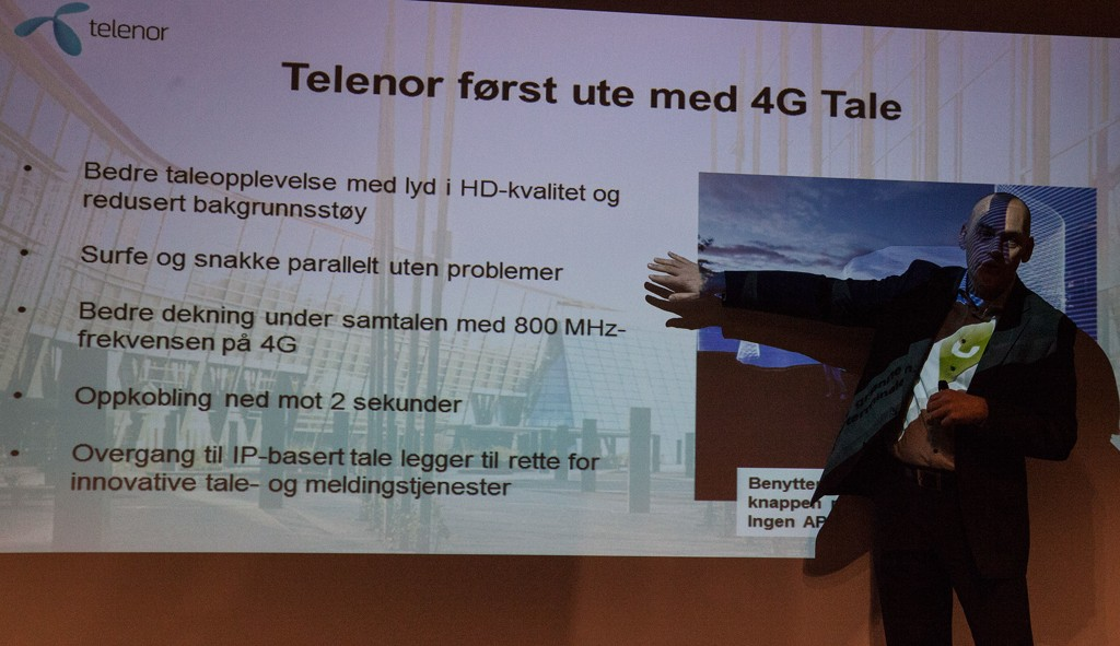 tale over wifi telenor