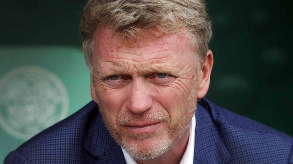 INGEN SVANE: David Moyes har sagt at han ikke tar over Swansea.