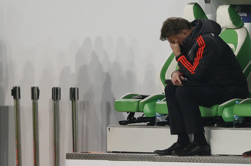 FORTVILET: Manchester Uniteds skadesituasjon gir manager Louis van Gaal hodebry foran dagens oppgjør mot Bournemouth
