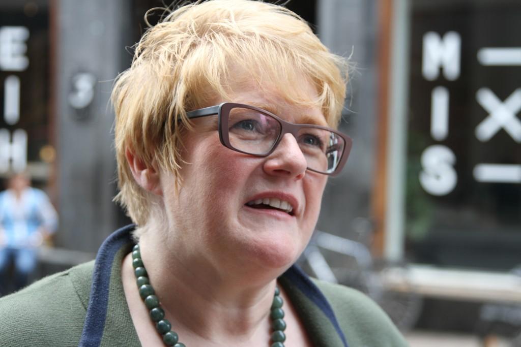 Venstre-leder Trine Skei Grande uttaler til Dagbladet at utvinning av olje og gass i Lofoten aldri kommer til å skje,