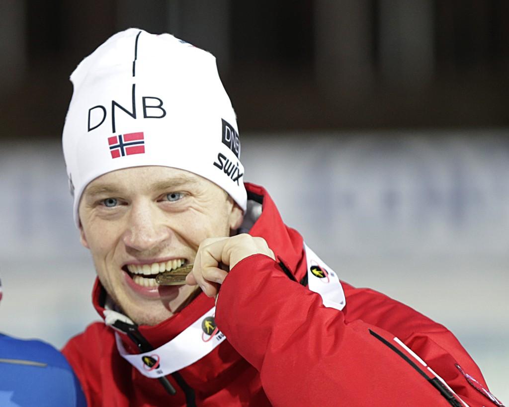 Tarjei Bø har vist strålende takter i sesonginnledningen. Foto: Vidar Ruud / NTB scanpix