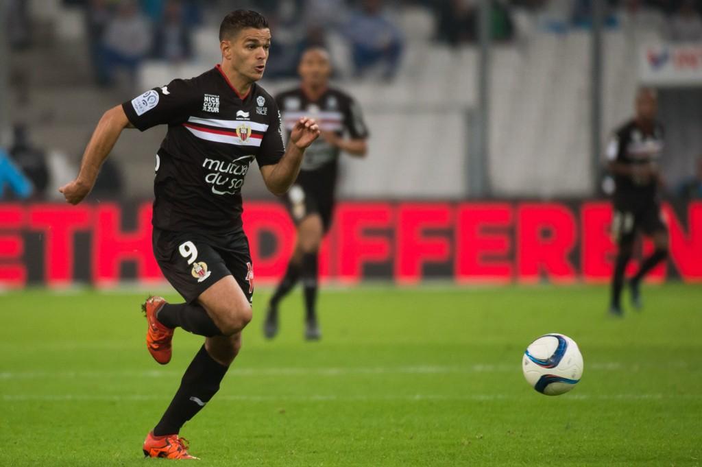 I STORFORM: Hatem ben Arfa er i glitrende form for Nice denne sesongen.