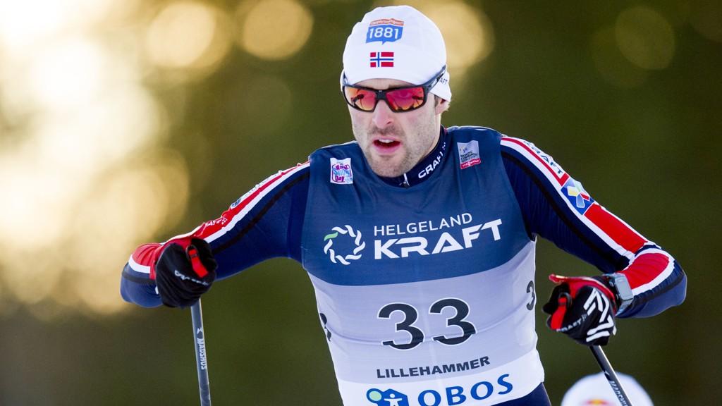 Magnus Moan vant lørdagens kombinertrenn i Ramsau.