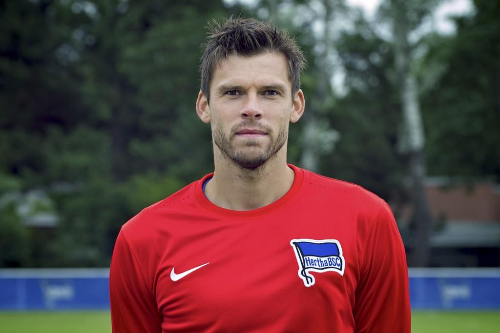 NØKKELSPILLER: Rune Almenning-Jarstein har vært svært god for Hertha Berlin denne sesongen.