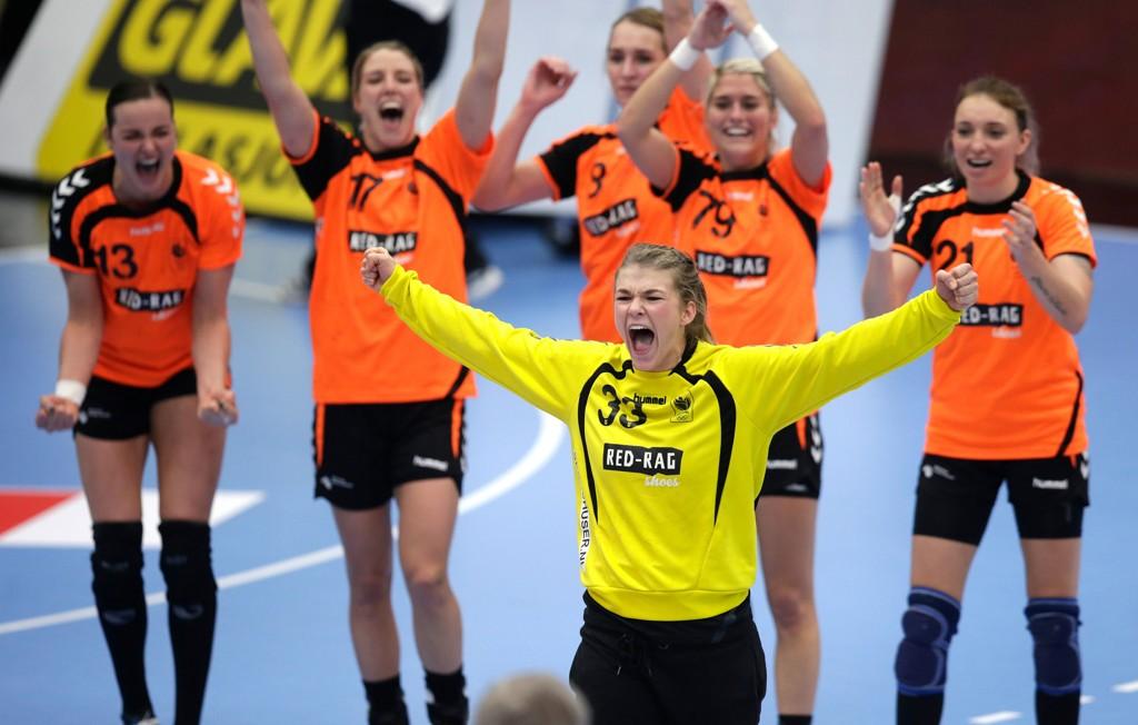 STOR TURNERING: Målvakt Tess Wester har storspilt i VM for Norges finalemotstander.