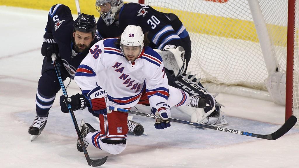 New York Rangers og Mats Zuccarello ble ydmyket i egen storstue av Washington Capitals.