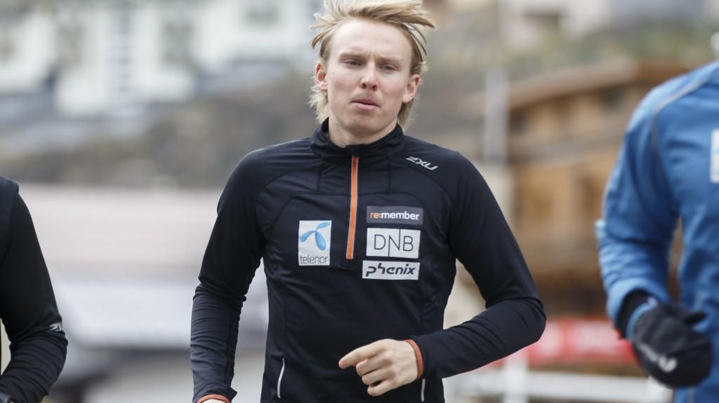 SKEPTISK: Henrik Kristoffersen.